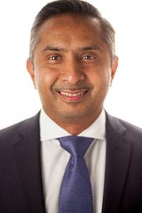 Chico Ramnarayan, CEO & President