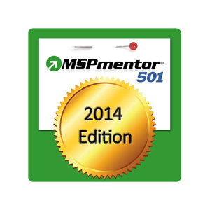 MSPMentor501 Award 2014